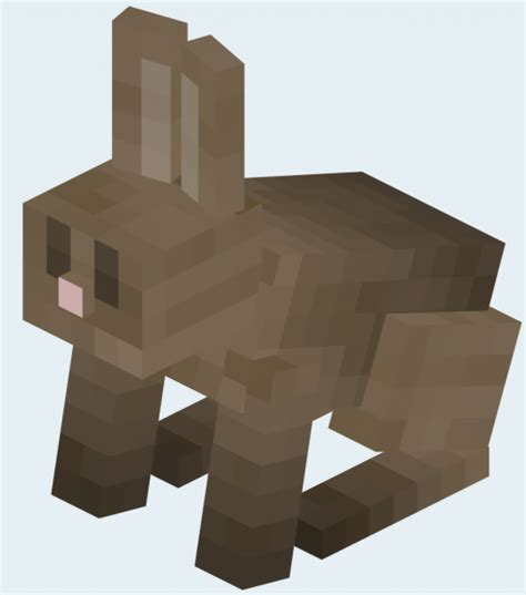 minecraft rabbit coloring pages coelho minecraft