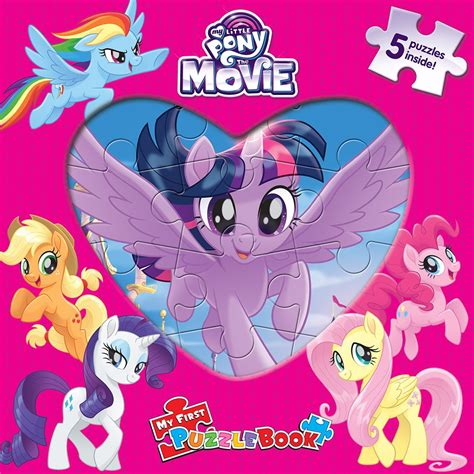 My Pony My Puzzle Book Mlp The Book Update 11 New Books Mlp Merch