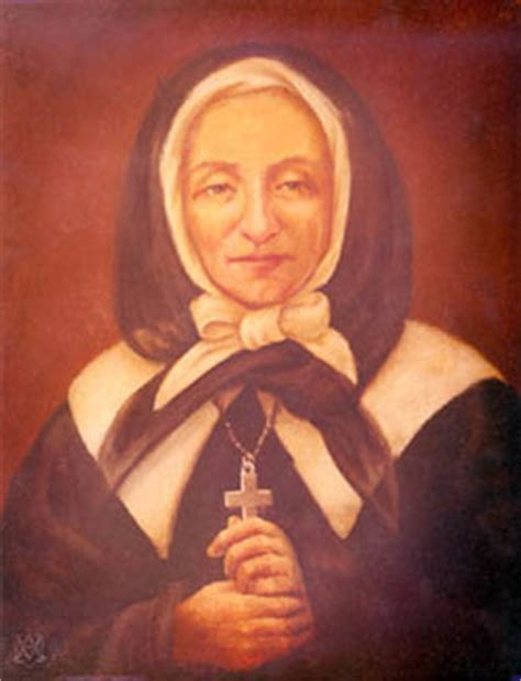 st. marguerite bourgeoys saints & angels catholic online