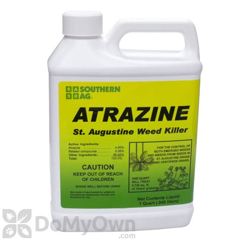 Killer For Grass by Southern Ag Atrazine Killer For St Augustine Grass