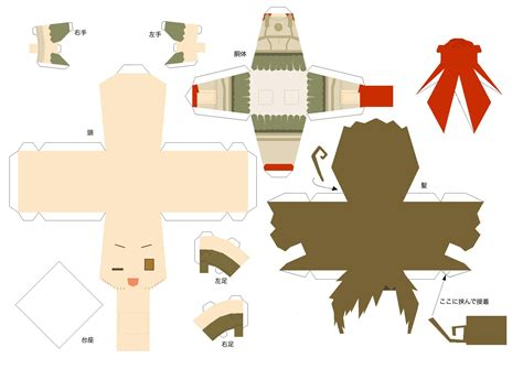 Hetalia Papercraft - hetalia papercraft rome by dj mewmew on deviantart