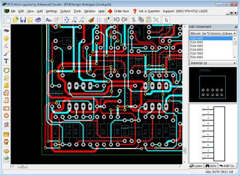 video de layout download free pcb artist software desenho de esquemas e