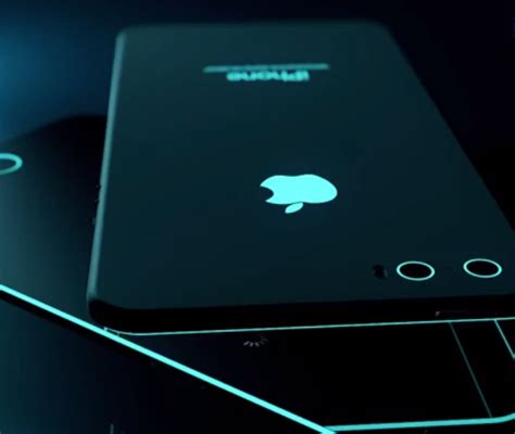iphone 6 apple logo could glow as a notification beacon