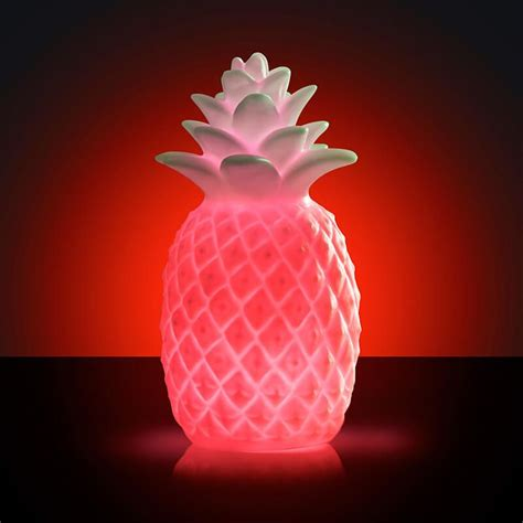 Colour Changing Pineapple Mood Light,mood lighting,mood lamp,sensory mood lighting,sensory mood
