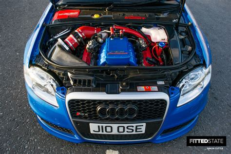 Audi Rs4 Supercharged For Sale by Julian Loose S Supercharged Audi Rs4 Fitted State