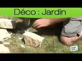 d 233 corer jardin construire un muret en pierres s 232 ches