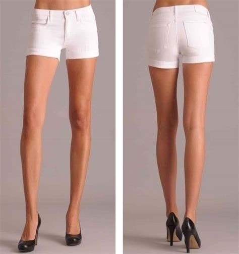Would You Wear Careys High Heels by I Wish I Could Wear Shorts And High Heels Without Looking