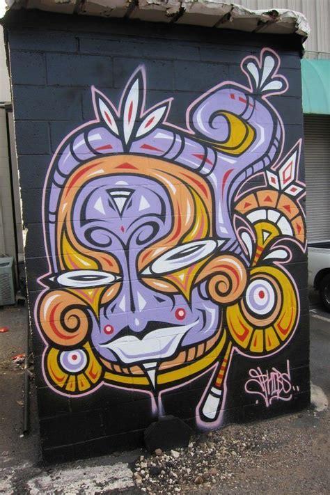forgotten wall   makeover  street artist phibs