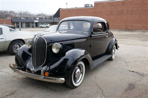 1938 plymouth business coupe original superb condition a