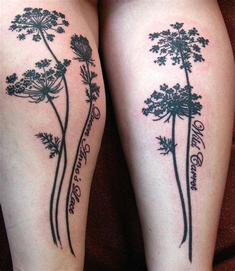 Tattoo Queen Anne | queen anne s lace tattoo ink pinterest
