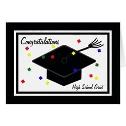 high school graduation card zazzle