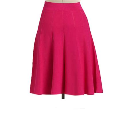 inverted pleat a line skirt elizabeth s custom skirts