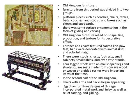 upholstery history history of egypt