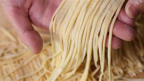 How To Make Handmade Noodles - the of noodles how to make noodles