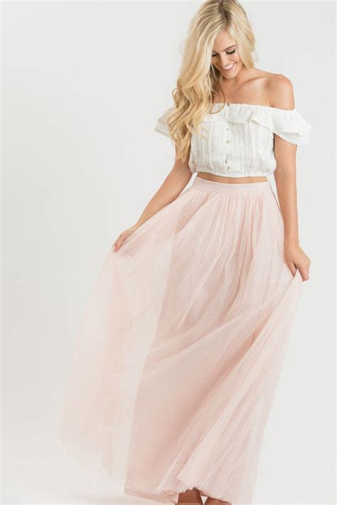 light pink tulle skirt anabelle light pink tulle maxi skirt pink tulle and clothes