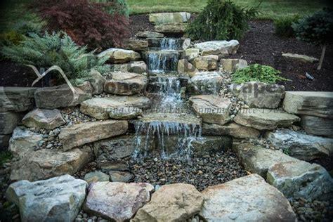 backyard pondless waterfalls pondless waterfall garden ideas pinterest