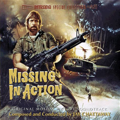 Missing In Action 1984 Missing In Action Soundtrack 1984