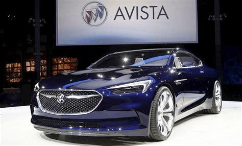 buick avista price  prices specs concept images