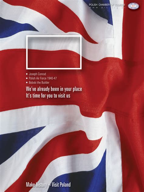 Kaos One Flag School Creative Media chamber of tourism print advert by y r uk ads of