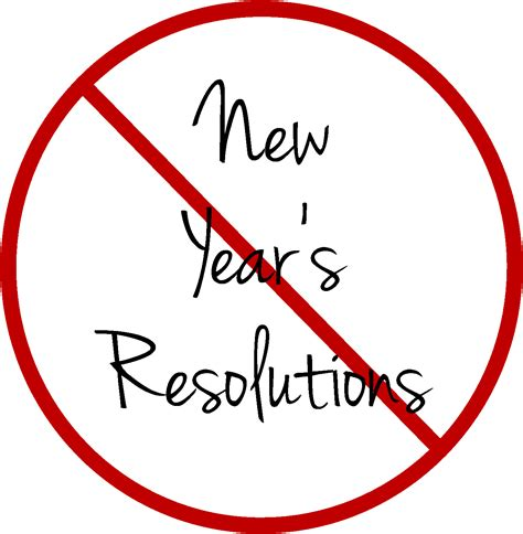 why do on new years why not to set a new year s resolution what to do