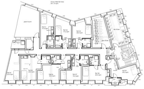 student accommodation floor plans student accommodation house plans house and home design