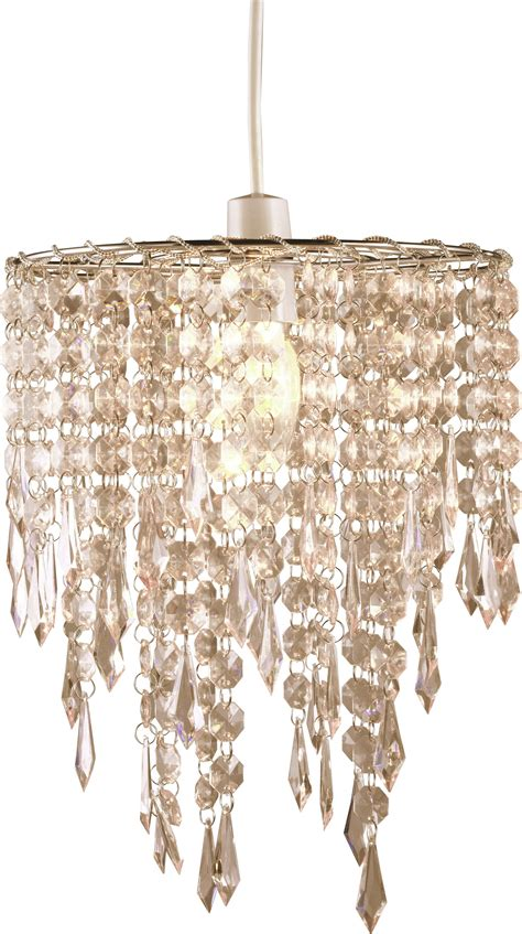 beaded canopy home beaded shade blush pink