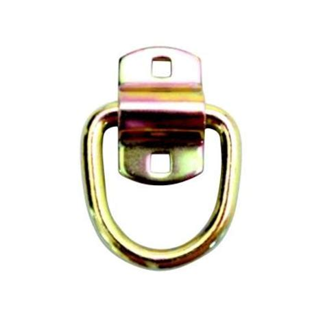 cargo 11 000 lb heavy duty surface mount d ring