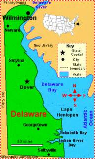 us map where is delaware delaware facts map and state symbols enchantedlearning