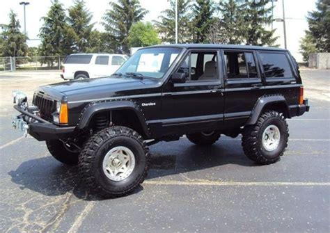 1996 Jeep Xj Parnelli Jones 1996 Jeep Bring A Trailer