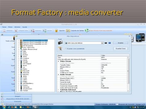 format factory youtube converter mobile devices 5