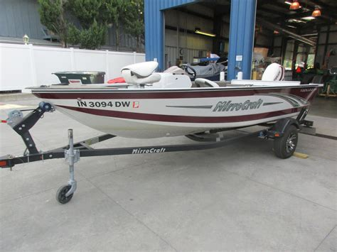 troller boat mirrocraft boats for sale boats