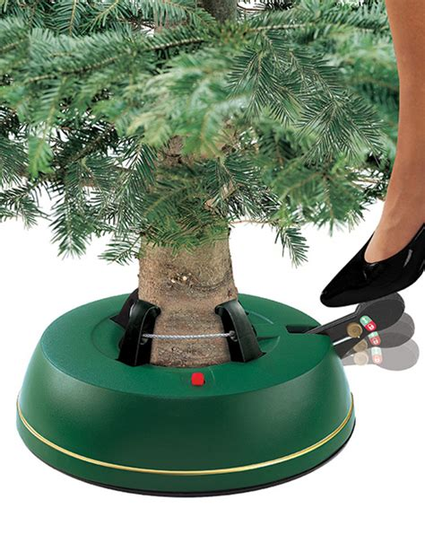 pedal adjustment stand christmas trees delivered