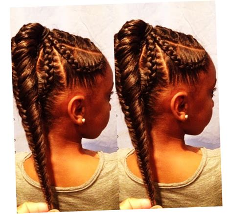 simple african american hairstyles african american braided hair styles 2016 ellecrafts