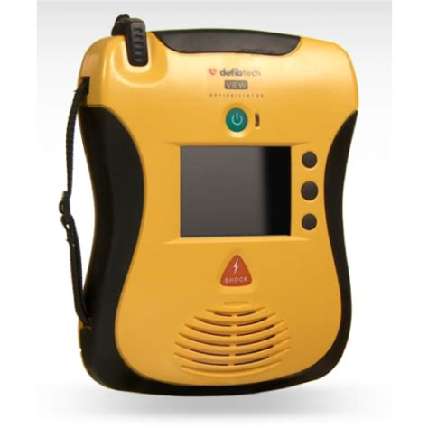 defibtech lifeline view operator s defibtech lifeline view aed aedcompany nl