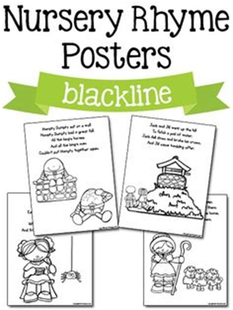 printable nursery rhyme stationary 1000 images about day care printables colouring in