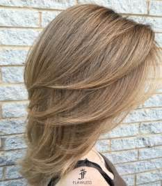 shoulder length lots of layers hair styles 70 brightest medium length layered haircuts and hairstyles