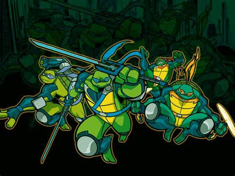 wallpaper ninja cartoon wallpaper free download ninja turtles cartoon desktop
