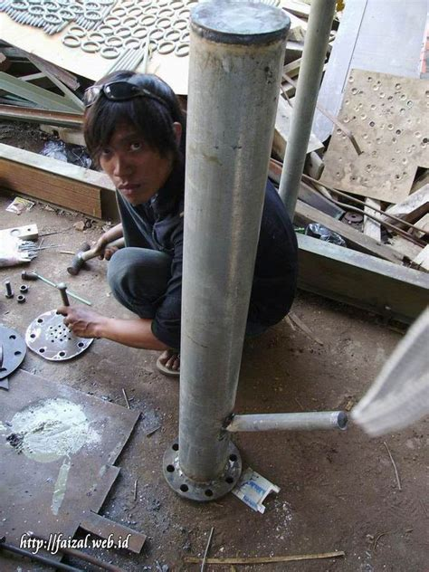 membuat filter air dengan pipa kumpulan teknologi tepat guna panduan membuat pompa hidram