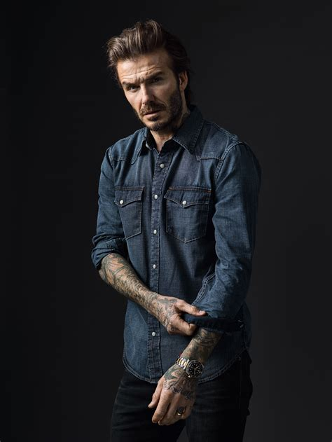 David Beckham In by News Tudor Announces David Beckham As New Brand