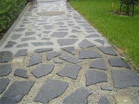Pflastersteine Verfugen Sand by Granitplatten Verfugen Am Hausweg Hausgarten Net