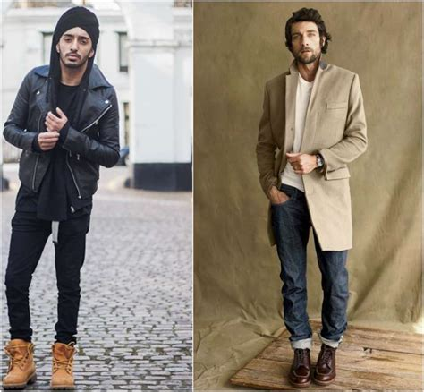 to wear with boots mens mens boots with oasis fashion