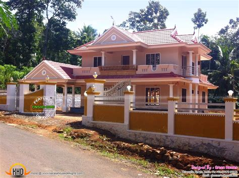 february 2012 kerala home design and floor plans february 2012 kerala home design and floor plans 4