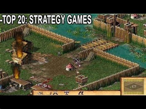 top 10 best real time strategy games of all time | doovi