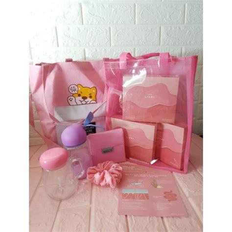 special gifts liomi collagen fiber drink powder minuman kolagen serat shopee