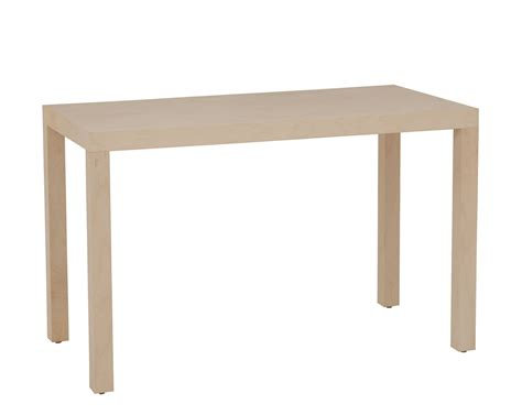how to a parsons table parsons rectangular table tables dining by urbangreen