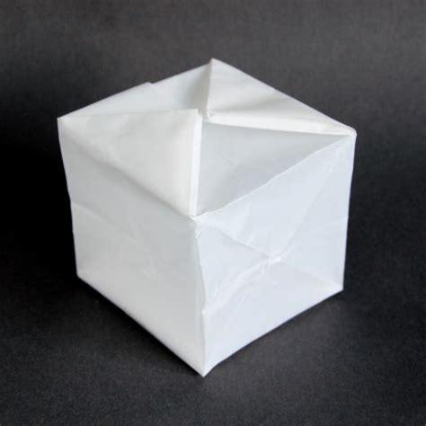 Paper Cubes - 49 paper cube process arts