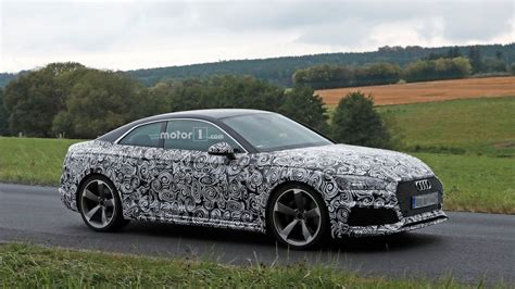 next generation audi rs5 rs5 the next generation