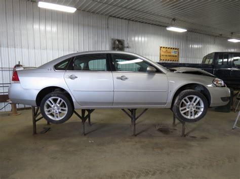 2008 impala on rims 2008 chevy impala wheel 18x7 21099877