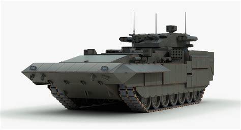 T15 D russian t15 armata 3d model