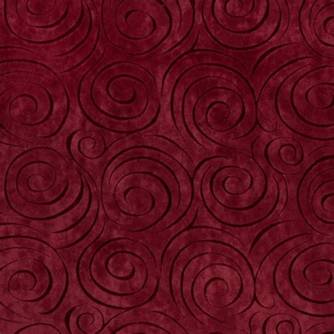 abstract upholstery fabric burgundy abstract swirl microfiber stain resistant